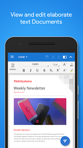 OfficeSuite : Free Office + PDF Editor Android App Screenshot
