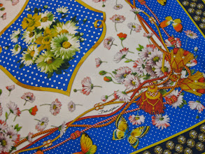 Photo: Ткань :Маракен натуральный шелк ш.90см цена 2200руб.