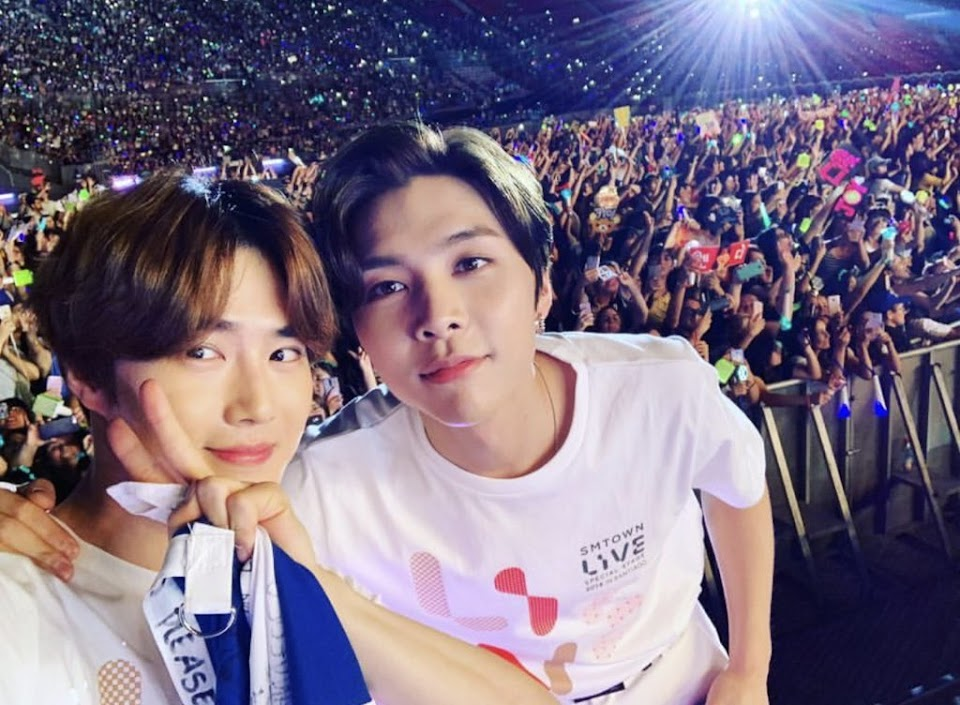 suho johnny