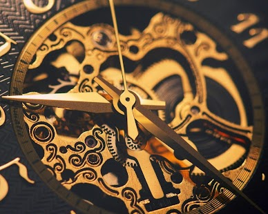 Clock Wallpaper Themes - náhled