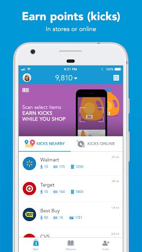 PC u7528 Shopkick - Shopping Rewards, Gift Cards & Cashback 2