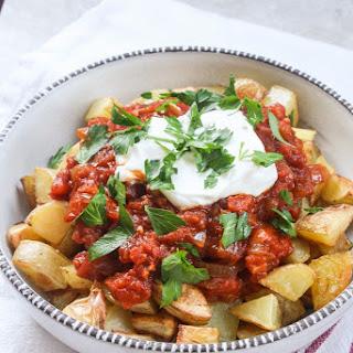 Patatas Bravas (Spicy Spanish Potatoes)