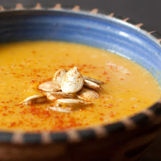 Spiced Pumpkin Soup With Coconut Milk Recipes
