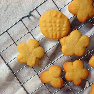 Brandy Butter Biscuits.