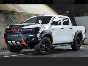 ハイラックス 4WD ピックアップのカスタム事例画像 真吉さんの2021年07月13日21:52の投稿