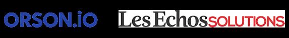 Orson.io & Les echos solutions