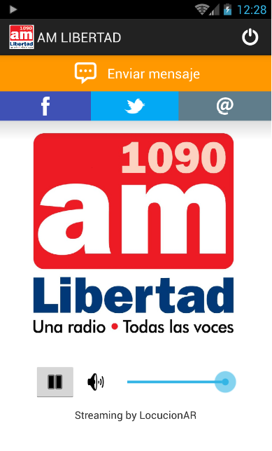 AM LIBERTAD- screenshot