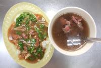 上賓牛肉湯