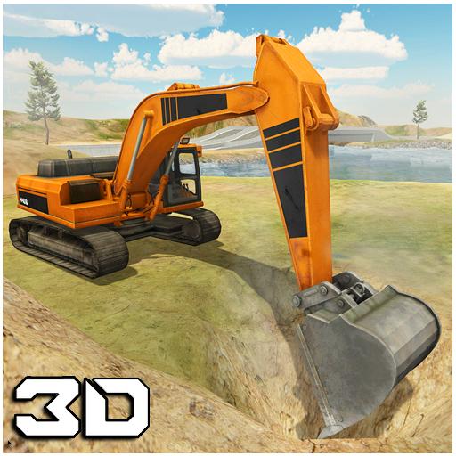 Copious Bucket Dozer: Excavator Simulator