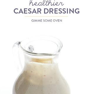 Greek Yogurt Caesar Dressing Recipe