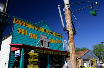 Photo: ...pełnego malowniczych sklepików i pamiątek.