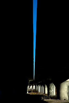 Un taglio di blu di Keper