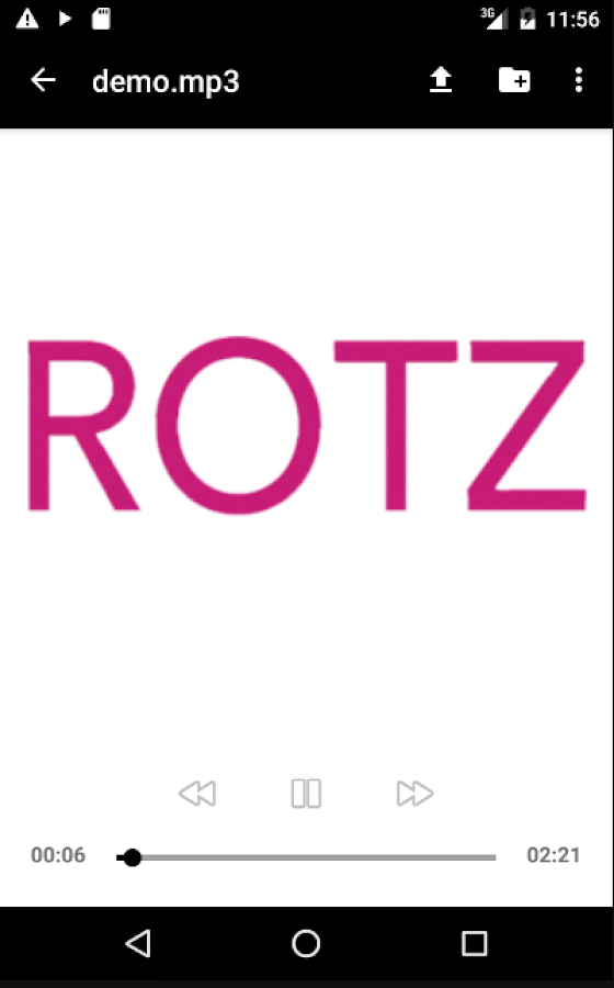 ROTZ Cloud- screenshot