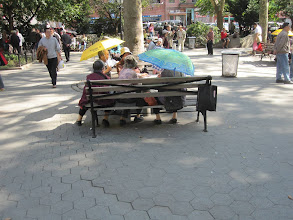 Photo: We saw the Umbrella Gang