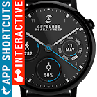🕐 Ksana Sweep Watch Face for Wear OS icon
