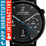 🕐 Watch Face - Ksana Sweep for Android Wear OS 1.6.3 (Paid)