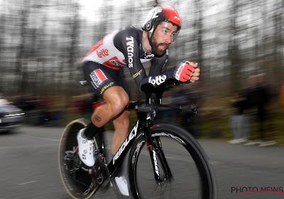 """De Gendt nederig na chrono in Parijs-Nice: """"Campenaerts wordt tweede Belgische tijdrijder op Olympische Spelen"""""""