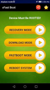 xFast: Reboot Recovery (Root) - náhled