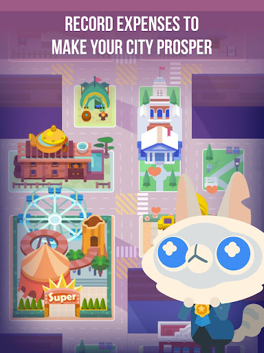 Fortune City - A Finance App for PC