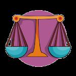 Daily Horoscope - Libra Icon