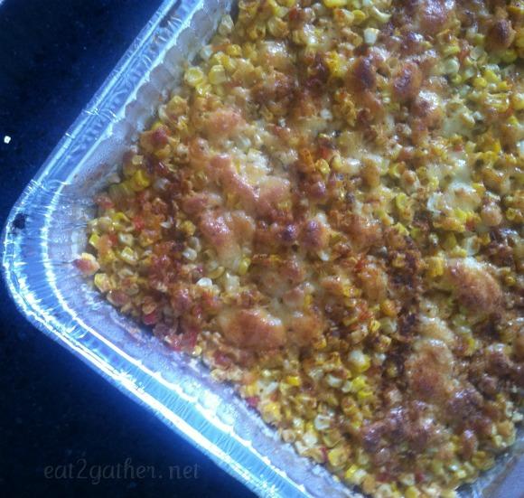Mexican Corn Bake Recipe