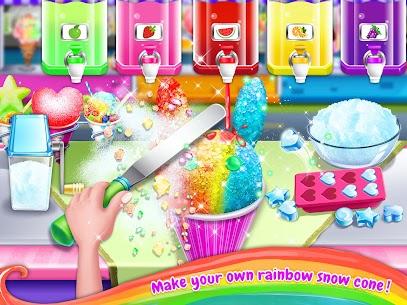 Summer Rainbow Frozen Foods! 1