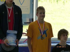 Photo: Letnie Mistrzostwa Polski w pływaniu juniorów (lipiec 2013)