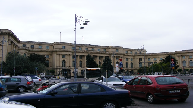What to visit in Revolution Square Bucharest
