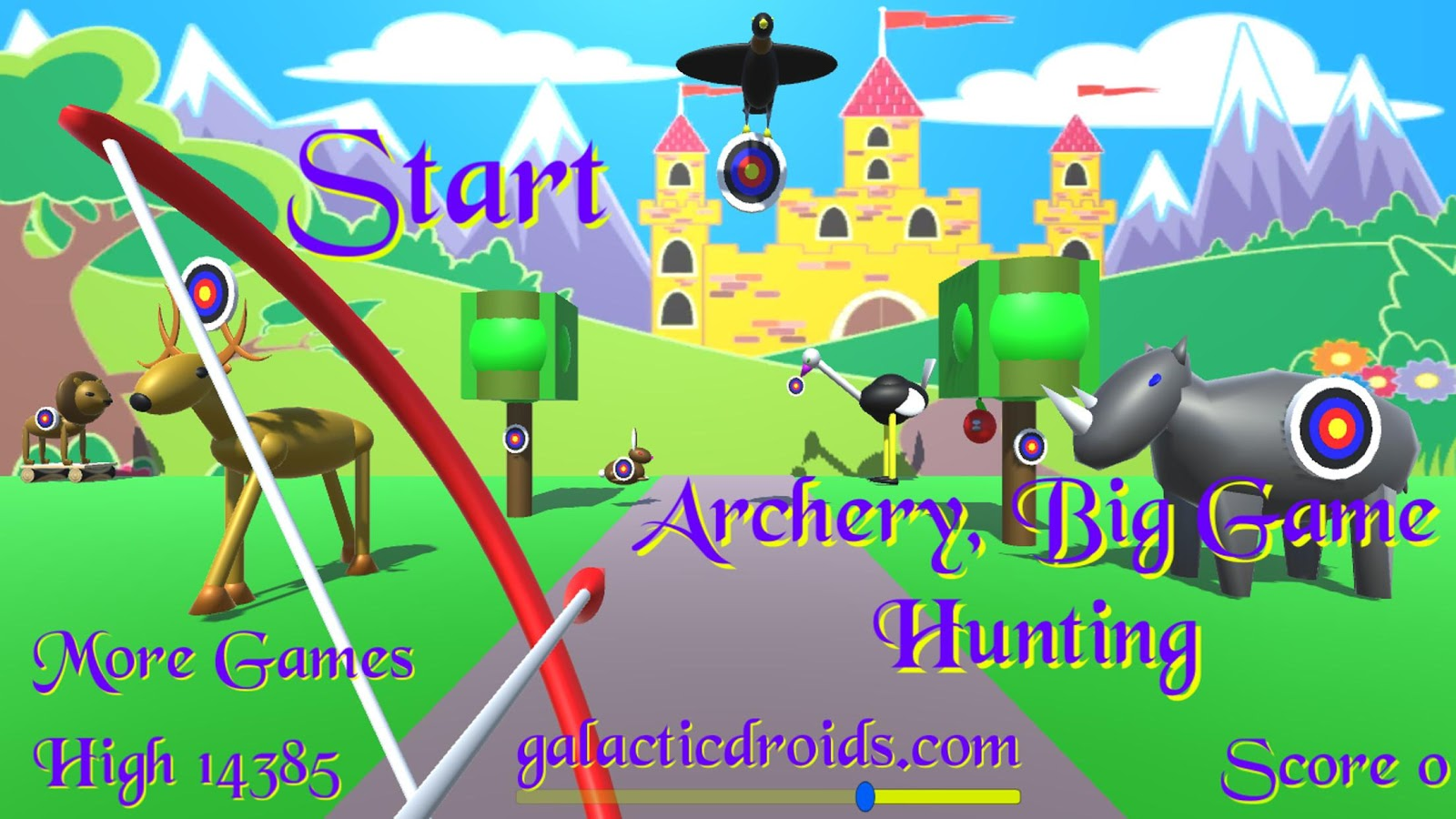 Archery Big Game Hunting Android Apps On Google Play