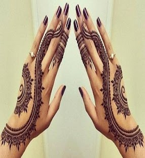 most preferred Pakistan India and Arabic countries henna designs ...