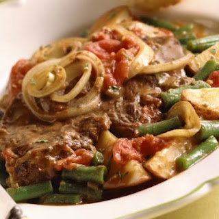 Tender Braised Swiss Steak