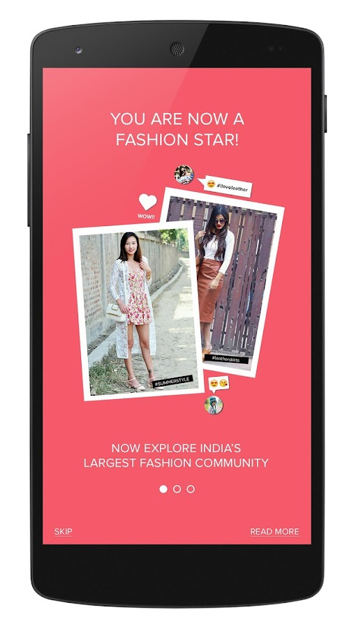 Wooplr - Style, Trends, Shop- screenshot