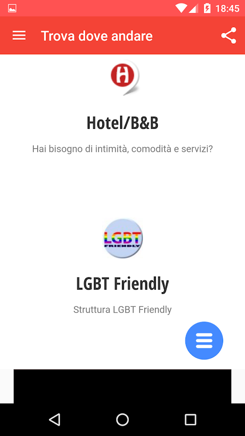 LoveAdvisor.it - App Ufficiale- screenshot