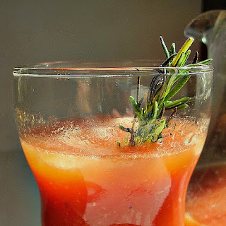 Zesty Bloody Mary Cocktail