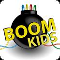 Boom Kids!!! Quiz Game icon
