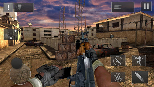 Military Shooting Games 2019 : Army Shooting Games android2mod screenshots 6