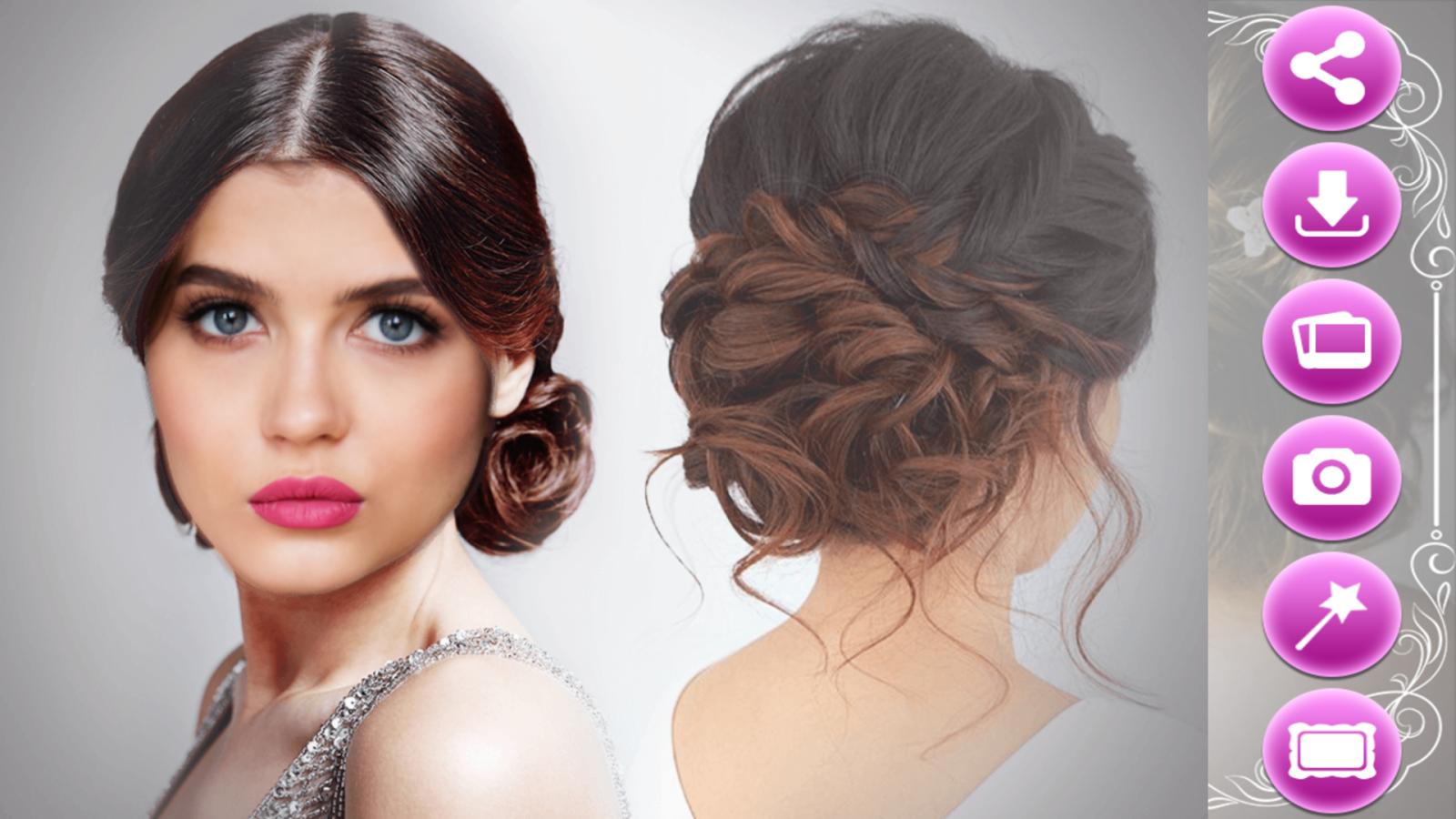 Gaya Rambut Untuk Prom Night Apl Android Di Google Play