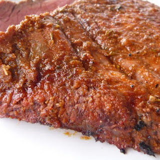 Lime-Chili Rubbed Steak