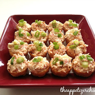 Simple Seafood Appetizers.