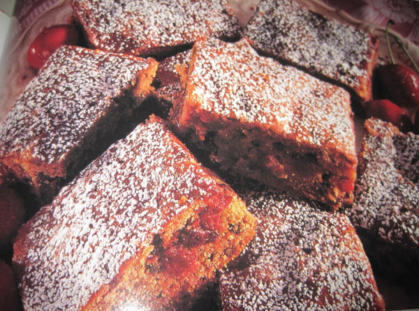 Cherry Cordial Chocolate Chip Bars By Rr Recipe