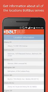 BoltBus Screenshot 5