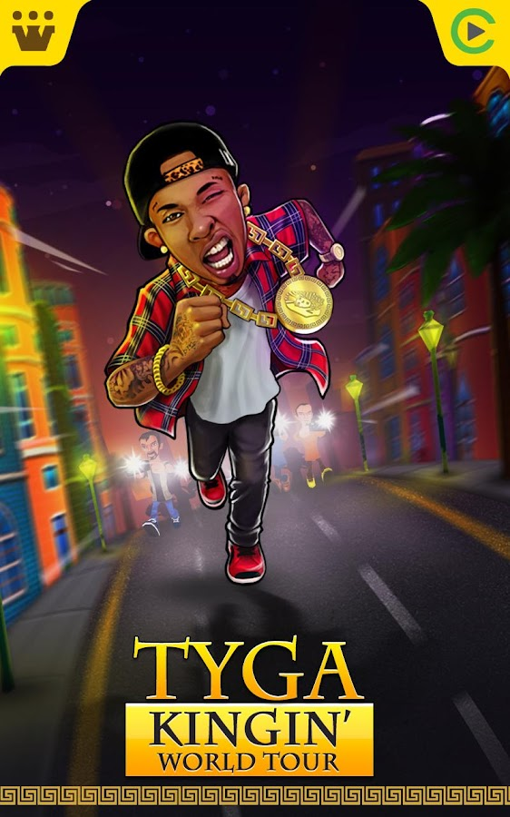 Tyga – Kingin' World Tour- screenshot