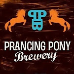Logo of Prancing Pony Hopwork Orange