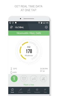 Air Quality India- screenshot thumbnail
