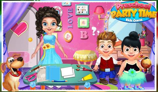 Preschool Party Time Kids Game v1.0.4