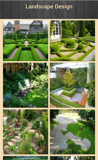 landscape design android apps on google play