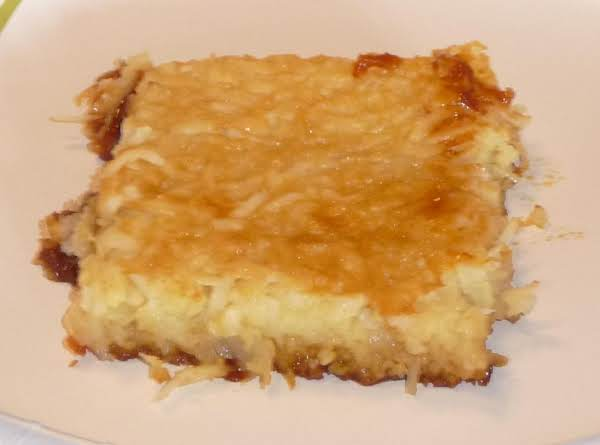 Marta's Quesillo (custard) With Coconut