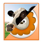 Memory Animal for Kids Icon