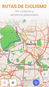 OsmAnd+ Mapas y Navegación 6
