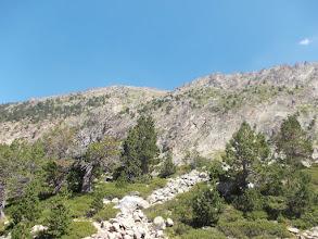 Photo: le Serrat de les Esques. Fin d'une Belle rando montagne, dans un secteur peu fréquenté.